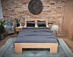 Łóżko Bukowa Marika II - zdjęcie od SEART.PL - Homebook
