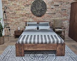 Łóżko Sosnowe Marika II - zdjęcie od SEART.PL - Homebook