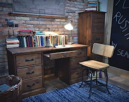 Rustyk - Biuro - zdjęcie od SEART.PL - Homebook