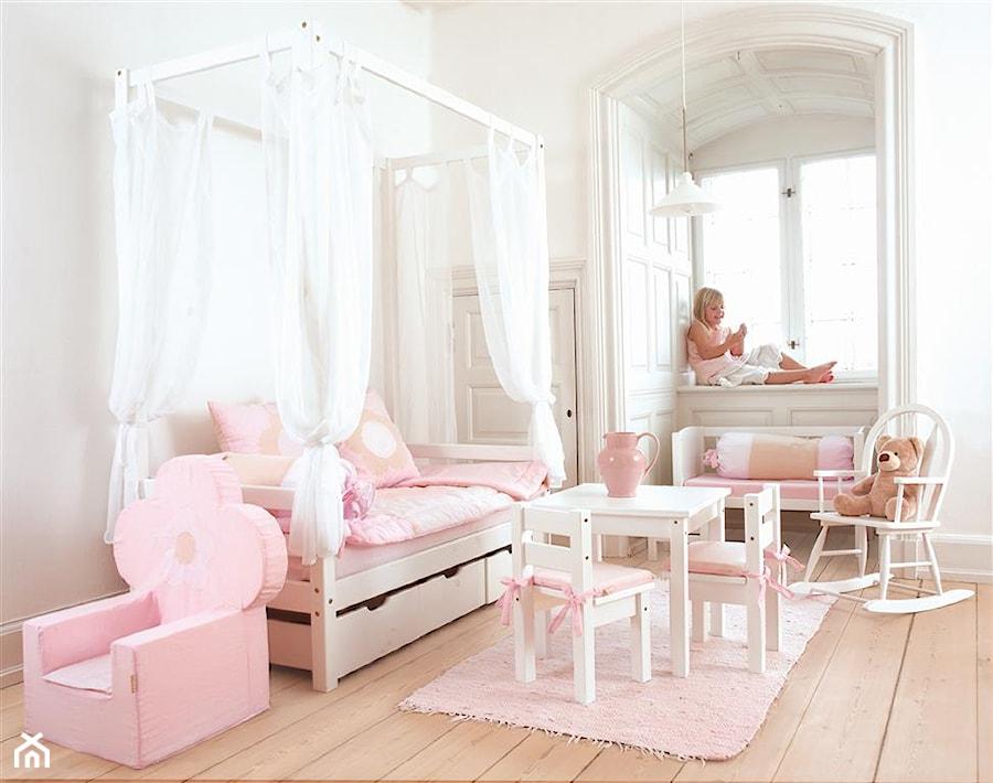 Białe meble dzieciece z kolekcji Maja - zdjęcie od Seart.pl