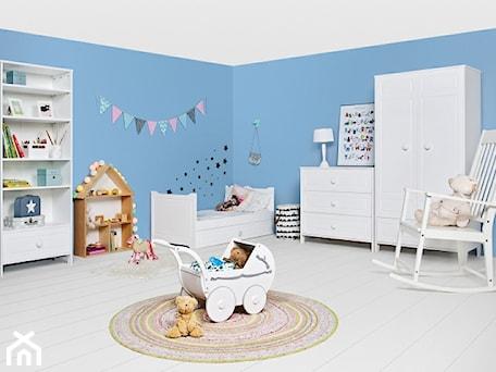 Aranżacje wnętrz - Pokój dziecka: Białe drewniane meble dziecięce Bellamy Cutie&Classy - Elies.pl. Przeglądaj, dodawaj i zapisuj najlepsze zdjęcia, pomysły i inspiracje designerskie. W bazie mamy już prawie milion fotografii!