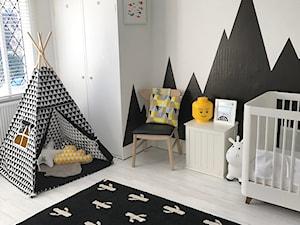Biało czarne dywany dziecięce - zdjęcie od Elies.pl