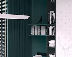 Pokój dziecka w minimalistycznym stylu - zdjęcie od Alina Shevchenko Interiors - Homebook