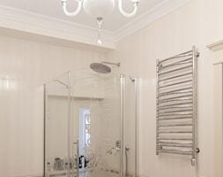 Łazienka w stylu klasycznym - zdjęcie od Alina Shevchenko Interiors - Homebook