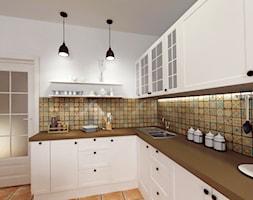Kuchnia w skandynawskim stylu - zdjęcie od Alina Shevchenko Interiors - Homebook