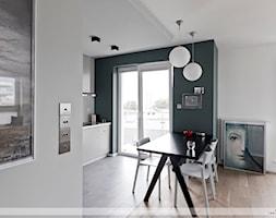 mieszkanie na warszawskiej Woli PRACOWNIA JAGANNA - zdjęcie od magda jagannathan pracownia projektowa JAGANNA