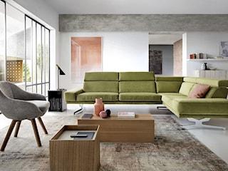 Sofa w intensywnym kolorze, czyli sposób na designerskie i oryginalne wnętrze