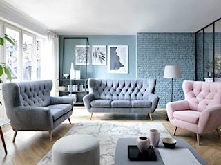 Fotel idealny – zobacz, co wybierają wnętrzarskie influencerki