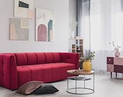 Gaja - Salon, styl eklektyczny - zdjęcie od Fabryka Mebli GALA COLLEZIONE - Homebook