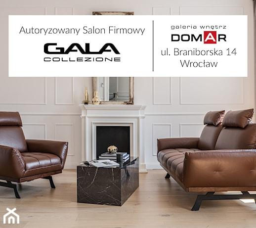 Tam, gdzie design spotyka się ze sztuką – nowy salon Gala Collezione we Wrocławiu