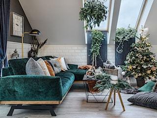 Jak zbudować świąteczny klimat w salonie?