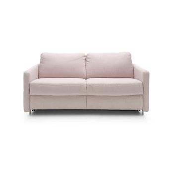 Sofa Ema, wygodna funkcja spania, materac, trzy szerokości, Sweet SIT