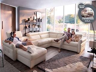 Propozycja dla wymagających - najlepsza sofa z funkcją relaksu!
