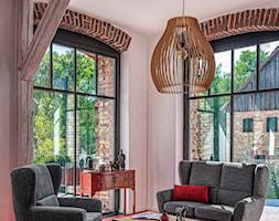 FORLI - Salon, styl rustykalny - zdjęcie od Fabryka Mebli GALA COLLEZIONE - Homebook