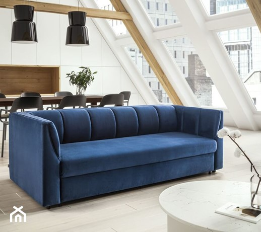 Jaką sofę wybrać do małego mieszkania? Zobacz 4 modele z funkcją spania
