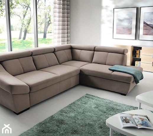 5 powodów, dla których warto kupić sofę w tapicerce materiałowej
