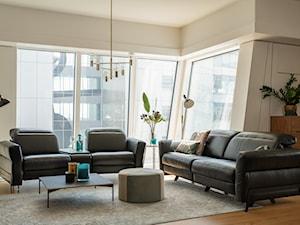 Skórzana sofa czy obita tkaniną – co wybrać?