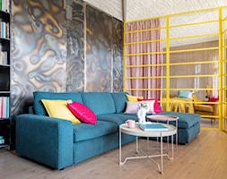 KARATO (marka Gala Collezione) - Salon, styl eklektyczny - zdjęcie od Fabryka Mebli GALA COLLEZIONE - Homebook