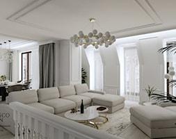 SERENA (marka Gala Collezione) - Salon, styl klasyczny - zdjęcie od Fabryka Mebli GALA COLLEZIONE - Homebook