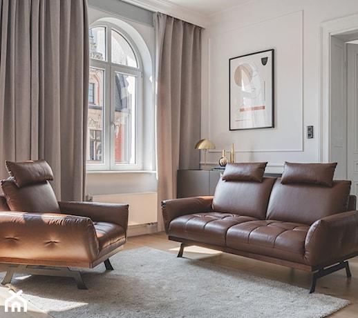 Sofa ze skóry naturalnej – elegancja w dobrym stylu