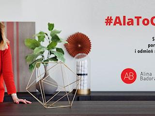 Wiosenna metamorfoza salonu – weź udział w akcji #AlaToOgarnie i skorzystaj z bezpłatnej porady architekta wnętrz