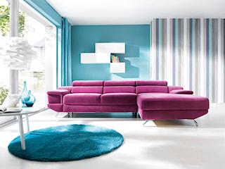 Chcesz zmienić sofę w salonie? Oto siedem elementów, na które powinnaś zwrócić uwagę wybierając nowy mebel