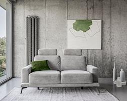 MERANO - Salon, styl industrialny - zdjęcie od Fabryka Mebli GALA COLLEZIONE - Homebook
