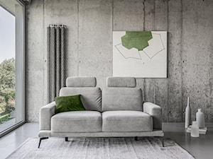 MERANO - Salon, styl industrialny - zdjęcie od Fabryka Mebli GALA COLLEZIONE