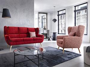 Najmodniejszy trend – sofa na wysokich nóżkach