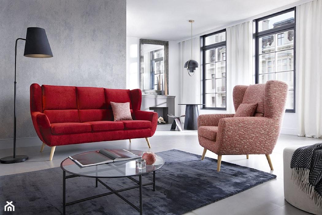 Najmodniejszy Trend Sofa Na Wysokich Nóżkach Homebook