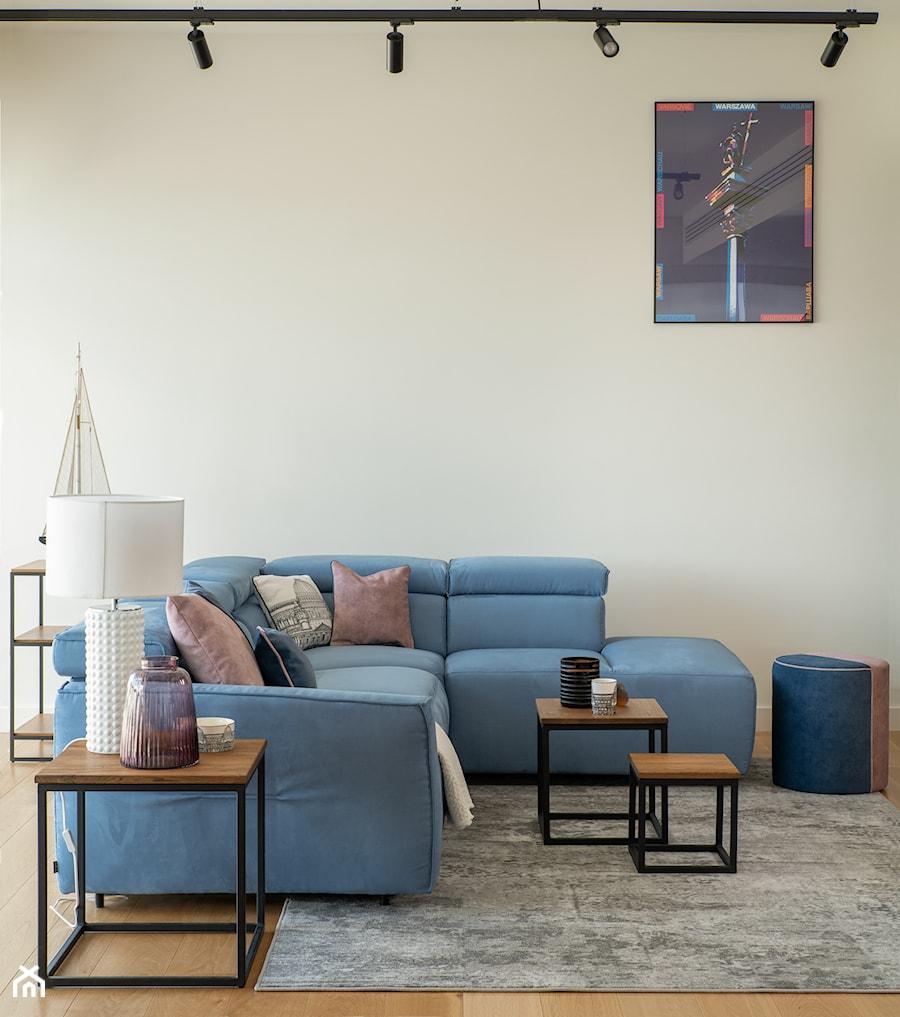 sofa welwetowa