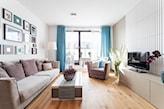 Salon - zdjęcie od MPROJEKT Architektura Wnętrz - homebook