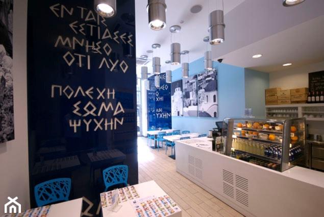 MEZE - Wnętrza publiczne - zdjęcie od Roma Kulczyk ARCHITEKT - Homebook