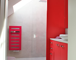 3 Łazienki w trzech wersjach w jednym mieszkaniu. - zdjęcie od Malee - Projektowanie z pasją