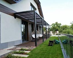 Gdynia Pogórze- Realizacja ogrodu i elewacji domu 230 m2. - zdjęcie od Malee - Projektowanie z pasją - Homebook
