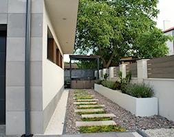 Gdynia+Pog%C3%B3rze-+Realizacja+ogrodu+i+elewacji+domu+230+m2.+-+zdj%C4%99cie+od+Malee+-+Projektowanie+z+pasj%C4%85