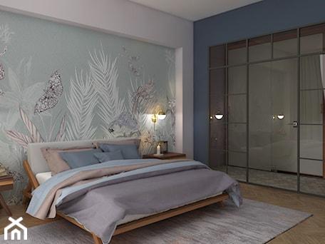 Projekty Wnętrz Mieszkalnych Sypialnie W Domu Z Balkonem