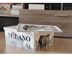 Stylowe przechowywanie - pojemniki Italia