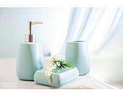 Łazienka w pastelowej tonacji