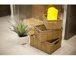 Koszyki i koszyczki do kuchni i łazienki