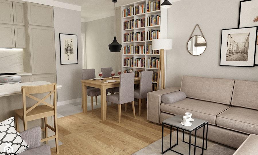 Salon Z Kuchnia Aranzacje Pomysly Inspiracje Homebook