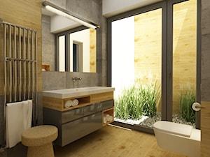 Dom pod Łodzią w stylu Zen - faza koncepcyjna