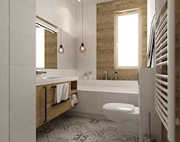 łazienka Z Dwuuchwytową Baterią Aranżacje Pomysły