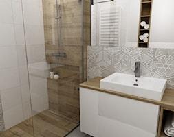 Mała łazienka Aranżacje Pomysły Inspiracje Homebook