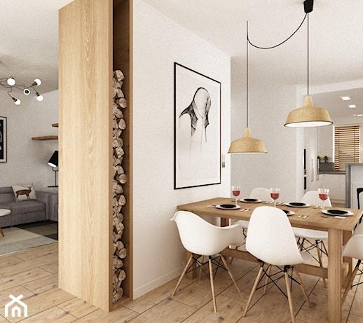 Krzesla Drewniane Jadalnia Pomysly Inspiracje Z Homebook