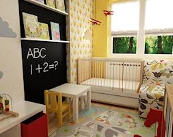 Pok%C3%B3j+dziecka+-+zdj%C4%99cie+od+Grafika+i+Projekt+architektura+wn%C4%99trz