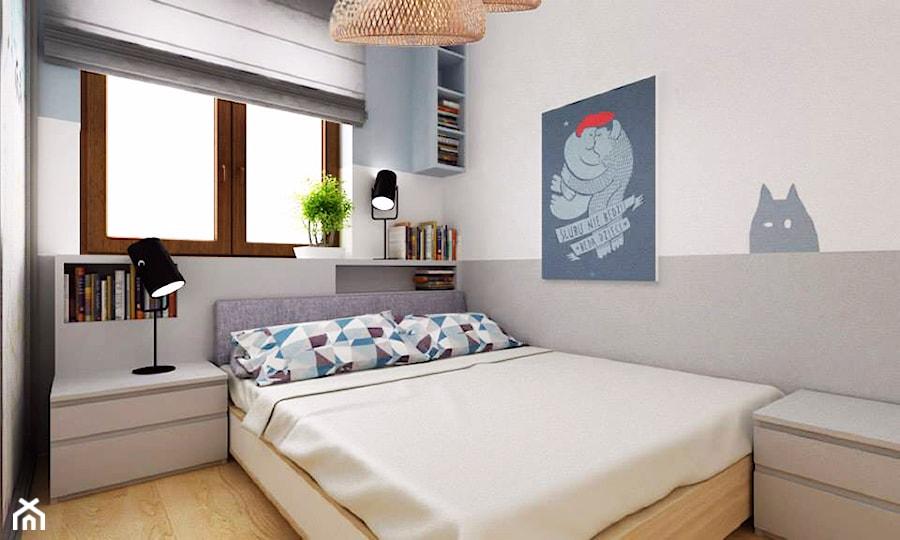 Aranżacje wnętrz - Sypialnia: sypialnie nowoczesne - Sypialnia, styl nowoczesny - Grafika i Projekt architektura wnętrz. Przeglądaj, dodawaj i zapisuj najlepsze zdjęcia, pomysły i inspiracje designerskie. W bazie mamy już prawie milion fotografii!