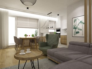 mieszkanie 70m2 pod warszawą