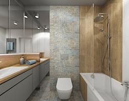 Kolorowa łazienka Aranżacje Pomysły Inspiracje Homebook