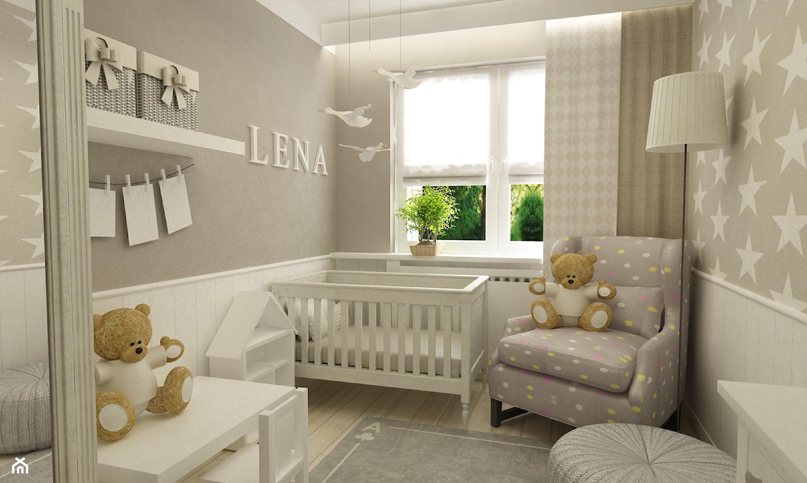 Dla półrocznej Lenki - zdjęcie od Grafika i Projekt architektura wnętrz - Homebook